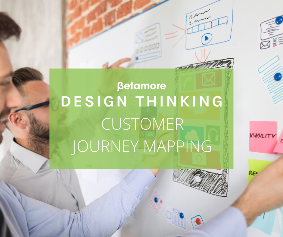 Design Thinking: Customer Journey Mapping